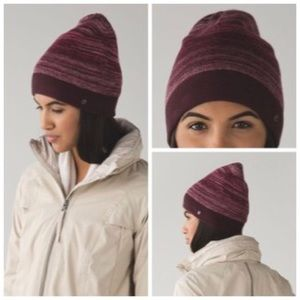 Lululemon Snow Amazing Toque Sherpa